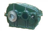 ZQD型大速比齿轮减速机,圆柱齿轮减速机